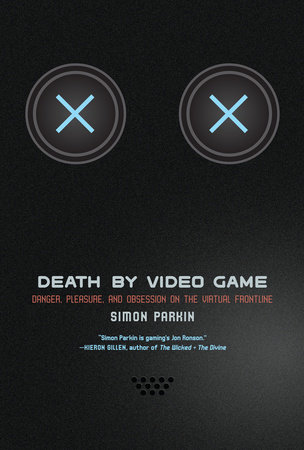 The cover of the book Death by Video Game