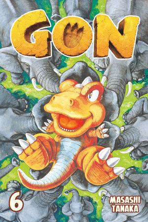 Gon 6 by Masashi Tanaka