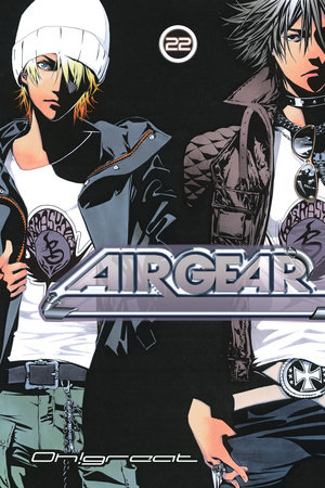 Air Gear 22 by Oh!Great