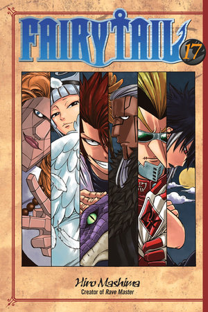 Fairy Tail 17 by Hiro Mashima