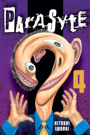 Parasyte 4 by Hitoshi Iwaaki