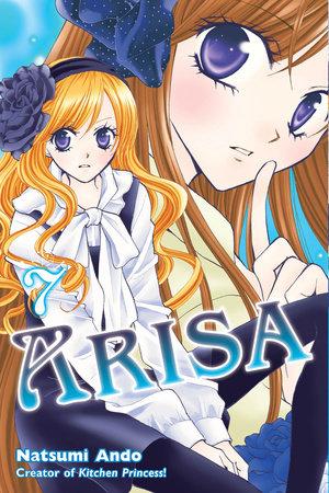 Arisa 7 by Natsumi Ando