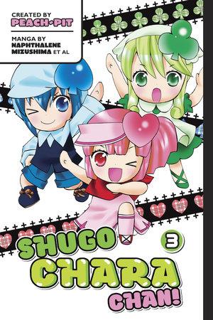 Shugo Chara Chan 3 by Peach-Pit
