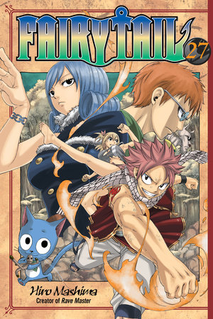 Fairy Tail 27 by Hiro Mashima