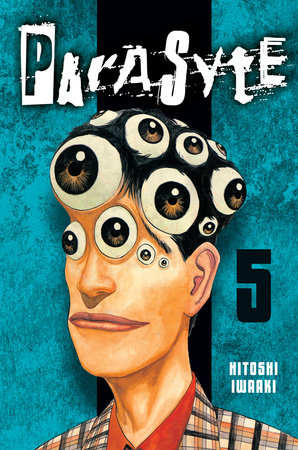 Parasyte 5 by Hitoshi Iwaaki