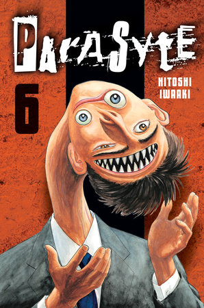 Parasyte 6 by Hitoshi Iwaaki