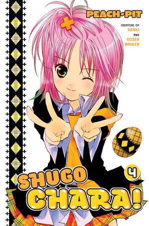 Shugo Chara! 4 by Peach-Pit