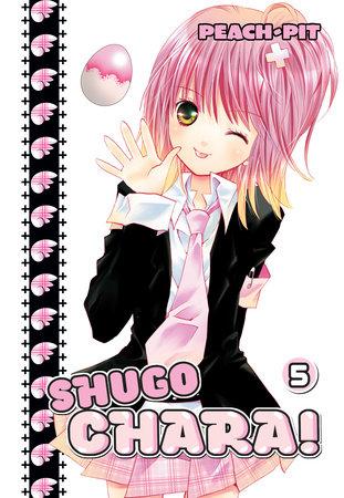 Shugo Chara! 5 by Peach-Pit