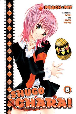 Shugo Chara! 6 by Peach-Pit