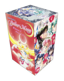Sailor Moon Box Set 2 (Vol. 7-12)