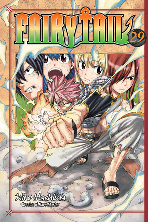 Fairy Tail 29 by Hiro Mashima