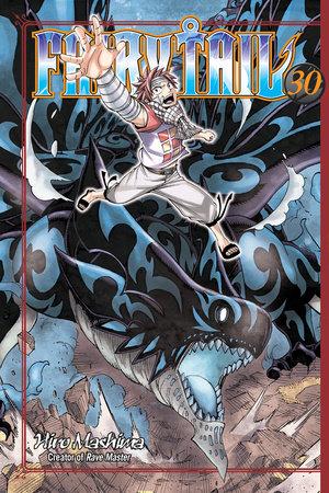 Fairy Tail 30 by Hiro Mashima