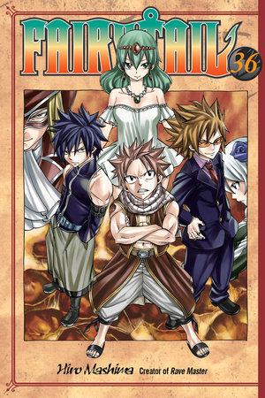 Fairy Tail 36 by Hiro Mashima