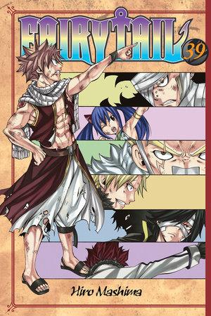Fairy Tail 39 by Hiro Mashima