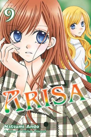 Arisa 9 by Natsumi Ando