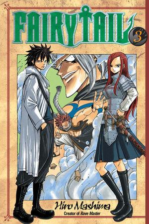 Fairy Tail 3 by Hiro Mashima