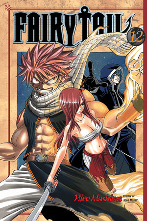 Fairy Tail 12 by Hiro Mashima
