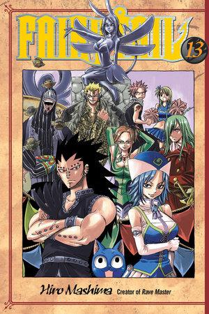 Fairy Tail 13 by Hiro Mashima