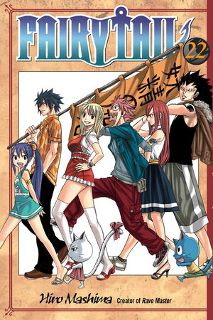 Fairy Tail 22 by Hiro Mashima