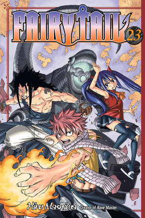 Fairy Tail 23 by Hiro Mashima