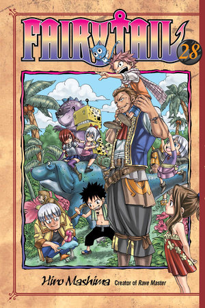 Fairy Tail 28 by Hiro Mashima