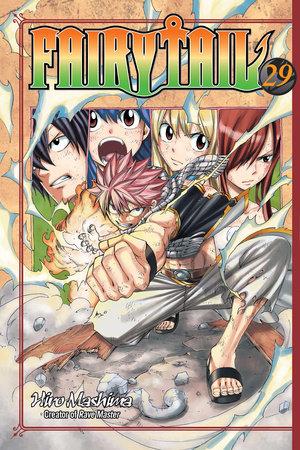 Fairy Tail 29 by Hiro Mashima