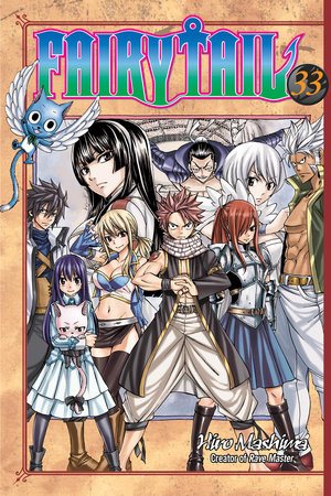 Fairy Tail 33 by Hiro Mashima