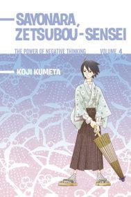 Sayonara, Zetsubou-Sensei 4
