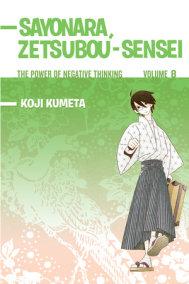 Sayonara, Zetsubou-Sensei 8