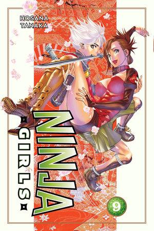 Ninja Girls 9 by Hosana Tanaka