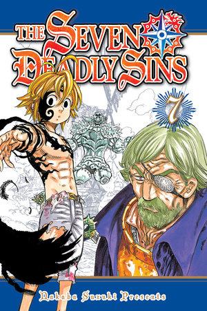 The Seven Deadly Sins 7 by Nakaba Suzuki