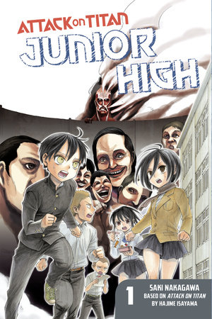 Attack on Titan: Junior High 1 by