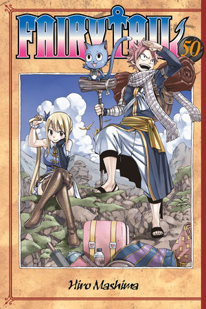 Fairy Tail 50 by Hiro Mashima