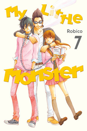 My Little Monster 7 by Robico