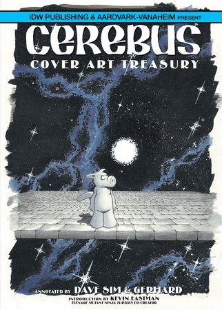 Dave Sim's Cerebus: Cover Art Treasury