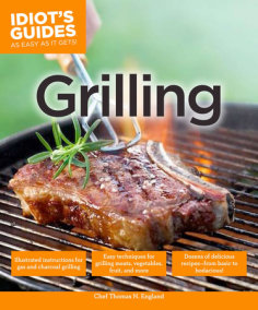 Idiot's Guides: Grilling
