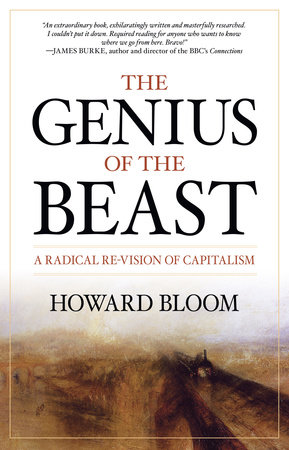 The Genius of the Beast by Howard Bloom