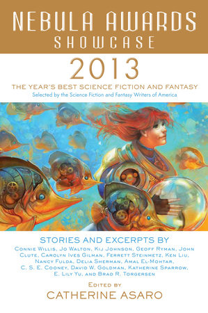 Nebula Awards Showcase 2013 by