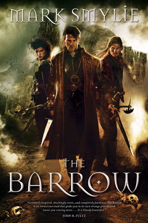 The Barrow by Mark Smylie