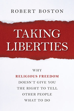 Taking Liberties by Robert Boston