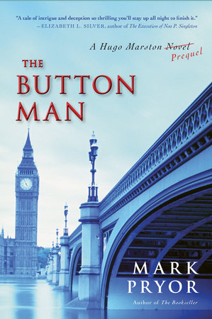The Button Man by Mark Pryor