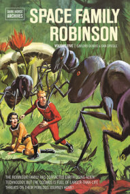 Space Family Robinson Archives Volume 5