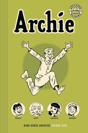 Archie Archives Volume 9 by Irv Novick
