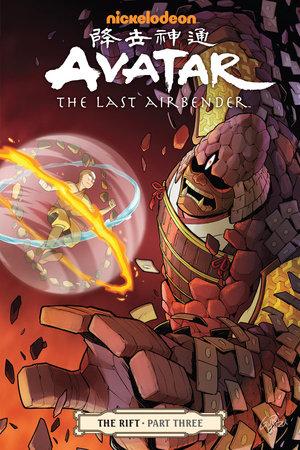 Avatar: The Last Airbender - The Rift Part 3 by Gene Luen Yang