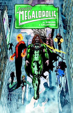 Leaving Megalopolis by Gail Simone