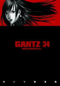 Gantz Volume 34