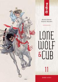 Lone Wolf and Cub Omnibus Volume 11