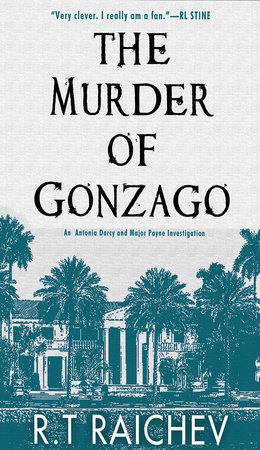 Murder of Gonzago by R.T. Raichev