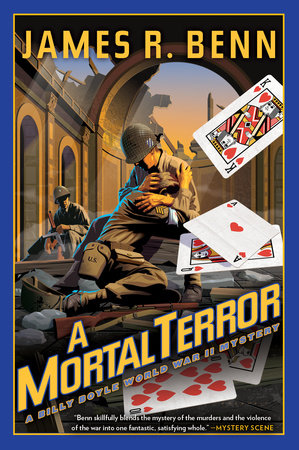 A Mortal Terror by James R. Benn