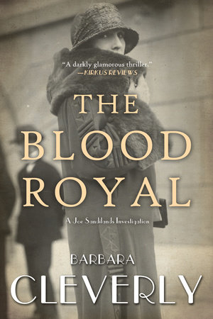 The Blood Royal by Barbara Cleverly